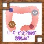リーキーガット(腸内カンジダ・カビ)の原因に治療法は?